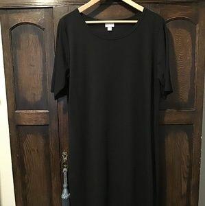 Black Lularoe dress